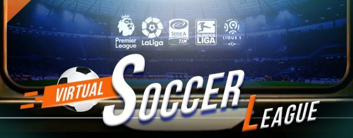 เกมจำลอง Virtual Soccer League Maxbet
